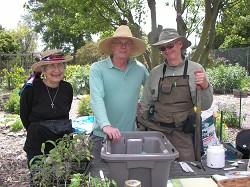 Lake Merritt Trials Garden
