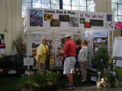 ACMG Fair Booth 2009